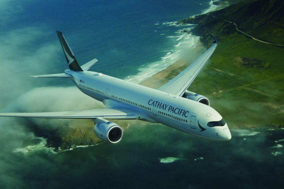 Letenky na Nový Zéland s Cathay pacific